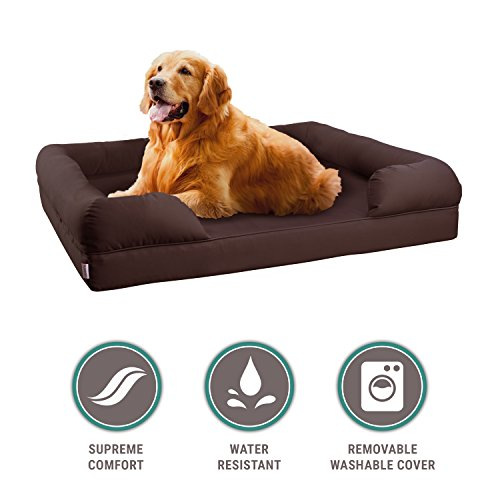 Petlo Orthopedic Pet Sofa Bed