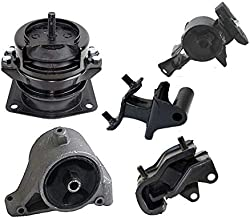 ONNURI For 2003-2006 Acura MDX 3.5L Engine Motor & Trans Mount Full Set 5 PCS : A4519HY, A4533, A4523, A4531, A4532 - K0499