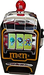 cheap M  M Black Battery Candy Dispenser for Electronic Gaming Machines Not Included