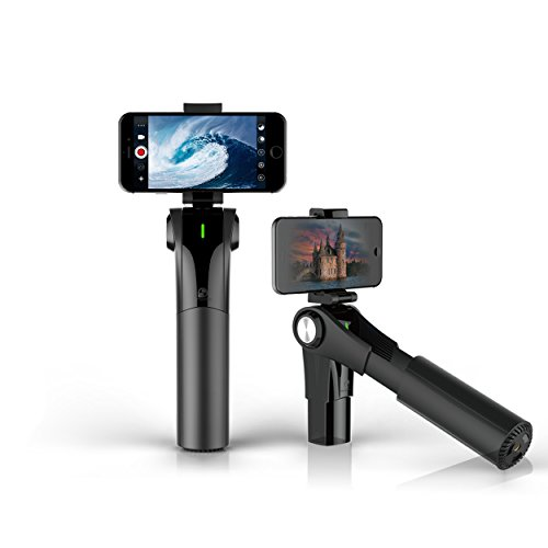 Snoppa M1-3 axis Gimbal stabilizer for iPhone & Android Phone - Create Smooth Video with Your Smartphone. Works with All iPhone & Android Including iPhone 8 8 Plus 7 Plus 6 Plus Samsung Galaxy S8 S7