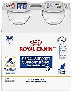 Royal Canin Veterinary Diet Feline Renal Support Liquid 8 oz (4 Pack)