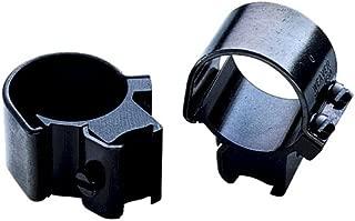 WEAVER .22 Caliber 1-Inch Tip-Off Rings (Black)