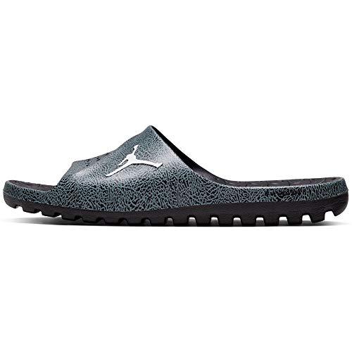 Nike Herren Jordan SUPER.Fly TM SLD 2 GRPC Badeschuhe, Mehrfarbig (Black/White-Cool Grey 010), 40 EU