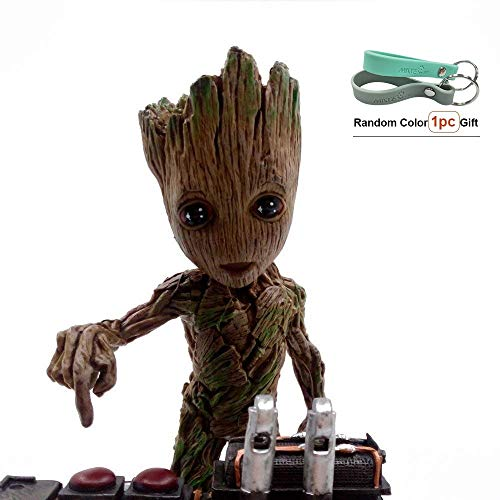 MATECam Marvel Hüterin der Galaxy Pack – Groot Action Figur – Kletterer - Best Gift (Type 2)