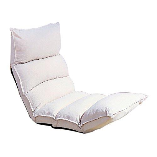 Canapé Canapé paresseux, chaise longue simple, balcon de chambre à coucher, canapé-lit Chaise de siège arrière (Couleur : 5#)