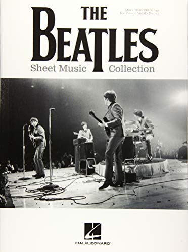 The Beatles Sheet Music Collection (PIANO, VOIX, GU)