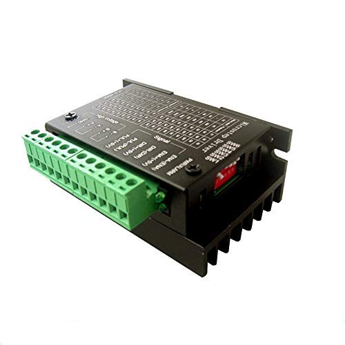 Yongenee 3D Printer Parts 32 Segments 4A Two Phase 57/86 TB67S109AFTG Stepper Motor Driver Controller for 3D Printer