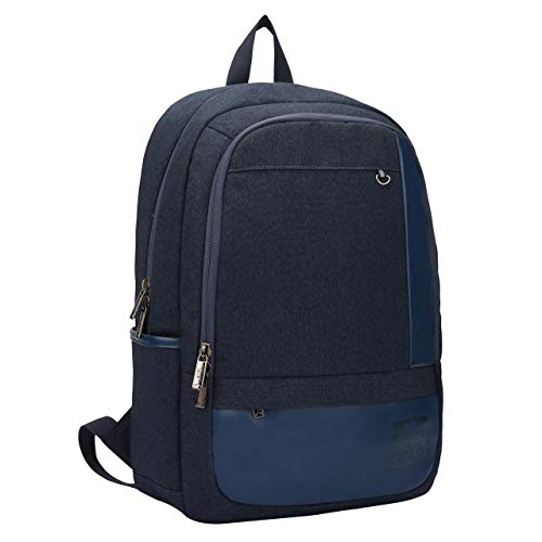 Outdoor Gear Water-resistant 15.6 Inch Laptop Bag Professional Business Backpack For Men Women Slim Lightweight Backpack For Office Travel College Work Fits 13.3, 14, 15.6 Inch Laptop 24-L (Navy)