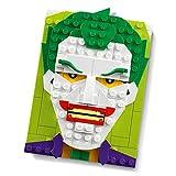 The Joker™ - Lego Brick Sketches - Set 40428