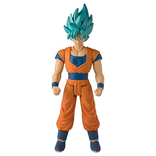 Dragon Ball Super - Super Saiyan Blue Goku Limit Breaker 12 inch Figure