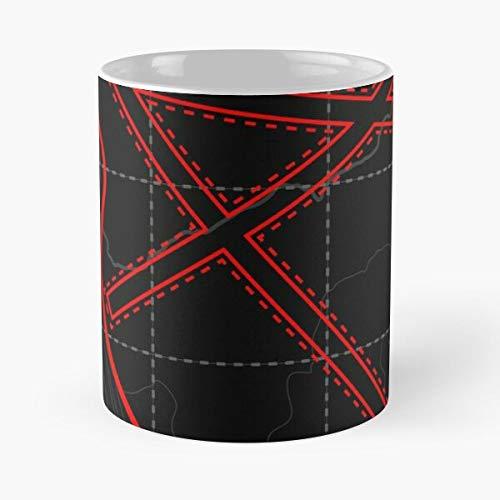 Goodwood Motor Circuit Classic Mug Best Gift Ceramic 11oz Coffee Mugs