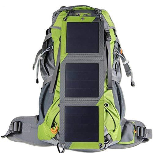IF.HLMF 65L Outdoor Wasserdichter Reiserucksack Solar Sport Reise Rucksack Outdoor Camping Ausflug Solar Rucksack