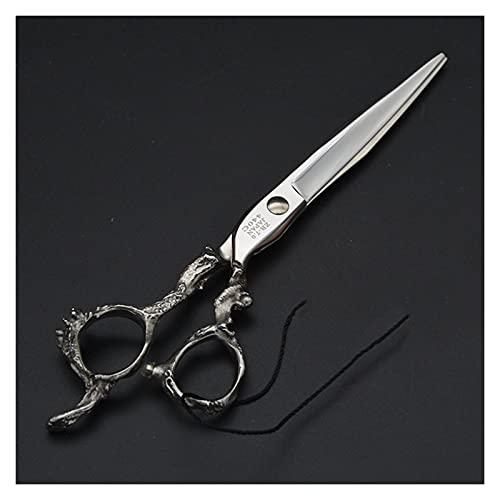 YAOSHI Hairdressing Scissors Professional Razor Edge Hair,Scissors For Hair Stylist,Flat Shears,Texturizing Shears For Salon Barber Tools