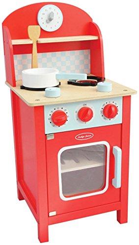 Little fellows(リトルフェローズ) ミニクッカー おままごとセット 可愛い おしゃれ 輸入おもちゃ 女の子 室内 イギリス インディゴジャム IN-KIJ10057