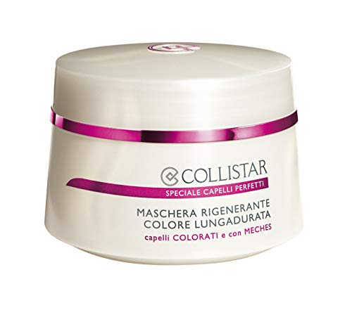 Collistar Perfect Hair Regenerating Long-Lasting Color Mask Mascarilla - 200 ml