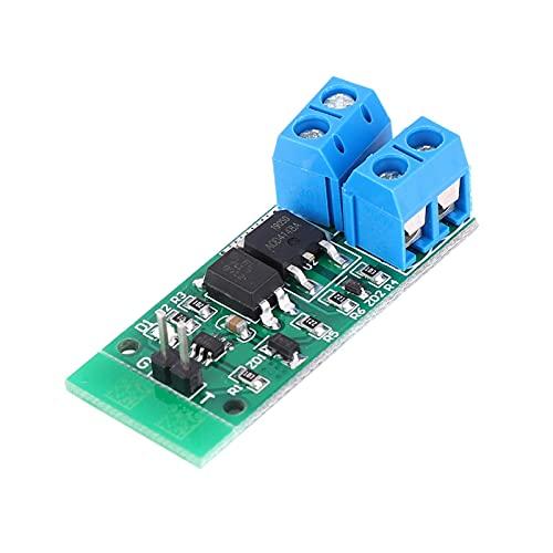 Weikeya Módulo de interruptor de pestillo de Flip-Flop, campo de aplicación de plástico de corriente máxima del lado del conductor en espera para interruptores electrónicos