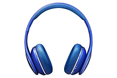 Samsung Level On Wireless Noise Canceling Headphones, Blue-Retail packaging