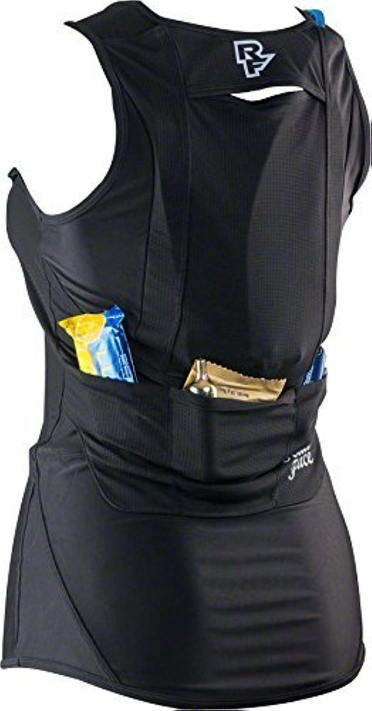 RaceFace Women's Stash Tank Sleeveless Jersey  2016 MEDIUM BLACK by RaceFace