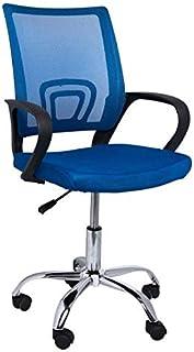 Regalos Miguel - Sillas Oficina - Silla Midi Pro - Azul - Envío Desde España
