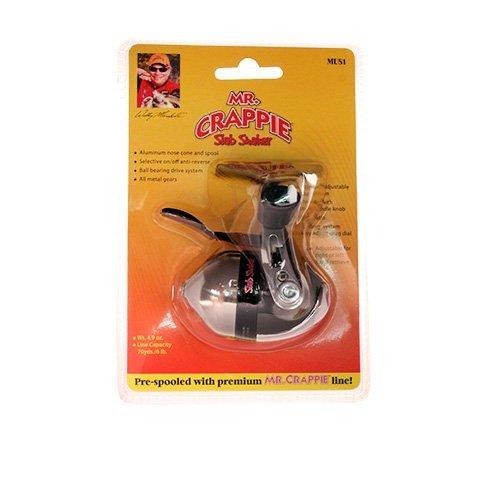 Lews Fishing MUS1, Slab Shaker Spincast/Underspin