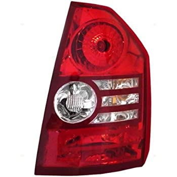 Partslink Number CH2818118 OE Replacement Chrysler 300//300C Driver Side Taillight Lens//Housing