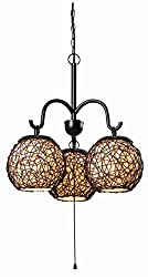 outdoor chandelier for gazebo