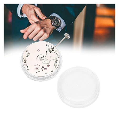 NB YULUBAIHUO 6498 Reloj de Movimiento automático Mecanismo de relojería mecánica Pieza de Recambio de la reparación del Reloj Nueva Herramienta