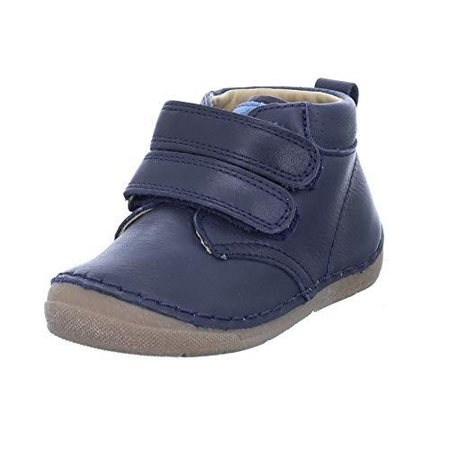 Froddo Jungen Unisex Kinder G2130175 Slipper, Blau (Dark Blue I17), 24 EU