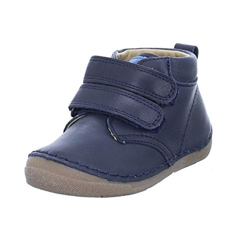 Froddo Unisex Kinder G2130175 Slipper, Blau (Dark Blue I17), 19 EU