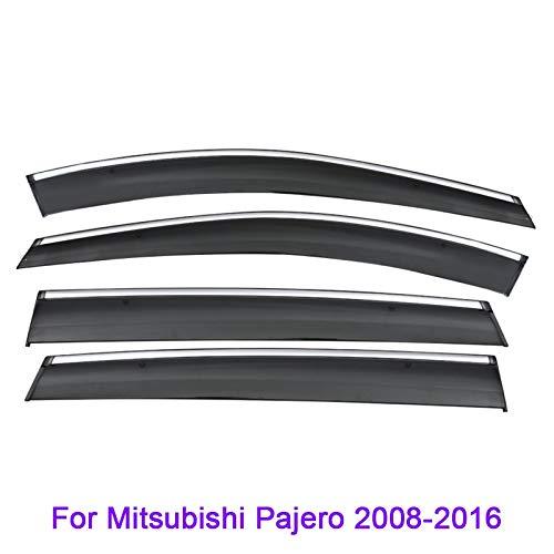 Windabweiser / Sonnenblende / Regen Schild / Nur for Mitsubishi ASX 10-17 / for Outlander 06-12 / for Outlander 13-18 / for Pajero 08-16 / for Pajero Sport13-17 / for Lancer 10-17 Car Styling Fenster