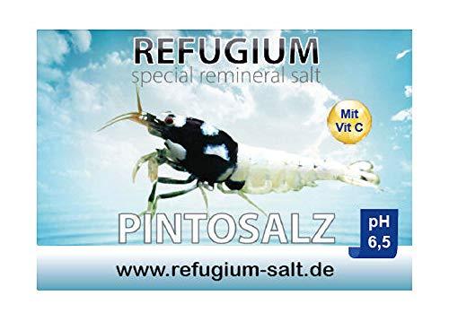 REFUGIUM Spezial ReMineral Pintosalz pH 6.5 - Garnelensalz für Osmosewasser, 1000 g