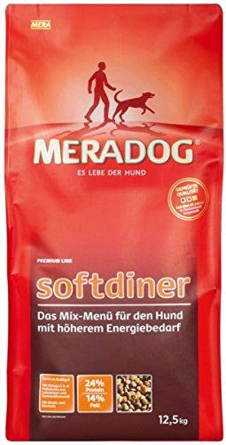 2 x 12,5 kg   Mera Dog   Softdiner