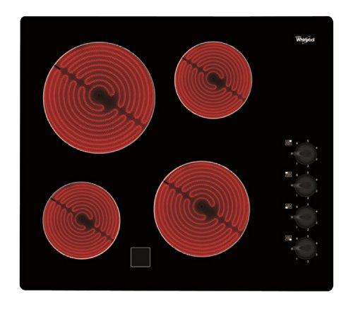 Plaque vitroceramique Whirlpool AKM9010NE - 4 foyers
