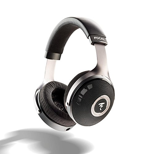 Focal Elear Open-Back Over-Ear Headphones (Black)