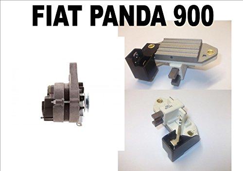 Regulador alternador para Fiat Panda 900 Hatchback 1992 1993 1994 1995 1996