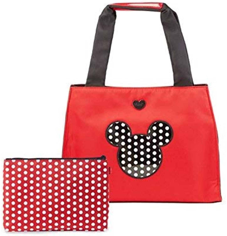Volvik x Disney Collaboration Mickey Minnie Mouse Tote Bag