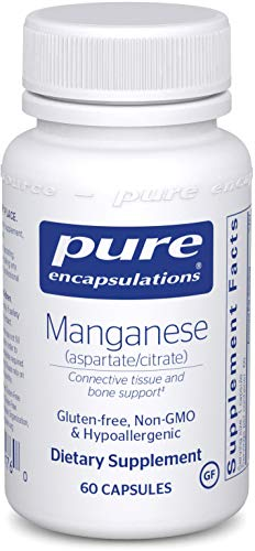 Manganese Mineral Supplements