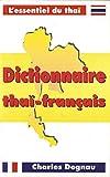 Dictionnaire thaï-français