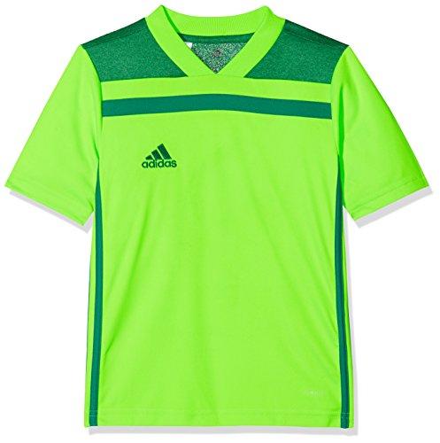 adidas Kinder Regista 18 Trikot, Solar Green/Bold Green, 140