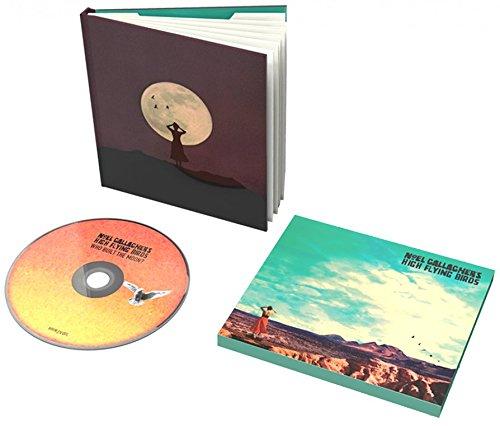 WΗΟ ΒUΙLΤ ΤΗΕ ΜΟΟΝ? Deluxe CD