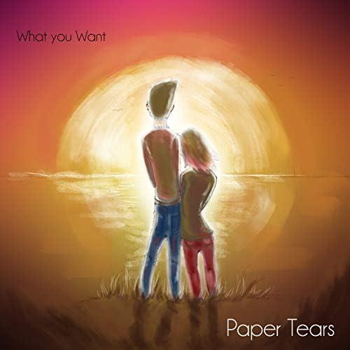 Paper Tears