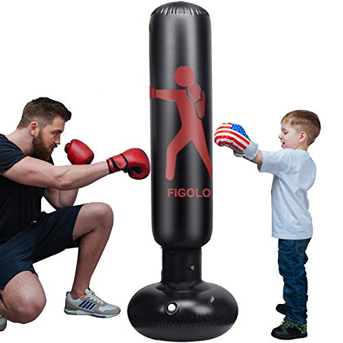 Inflatable Punching Bag for Kids