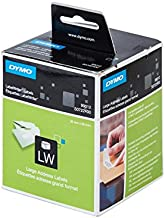 DYMO LW 99012 (S0722400) Standard Address Labels Label Writer Tape 89 X 36 mm. White Color Tape, Pack 1 pcs.