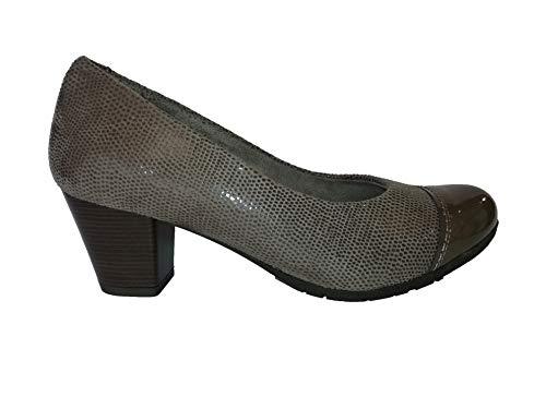 Tupie - 93 Zapato Señora Tacón Piel