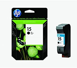 HP 15 - Cartucho de impresión - 1 x negro - 603 páginas