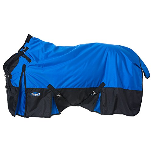 Tough-1 Extreme 1680D Waterproof Poly Turnout Blanket Royal 69