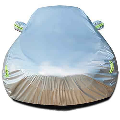 Funda de Coche Cubierta para Coche Compatible con BMW X6 M Impermeable Funda Coche Exterior Cubre Co