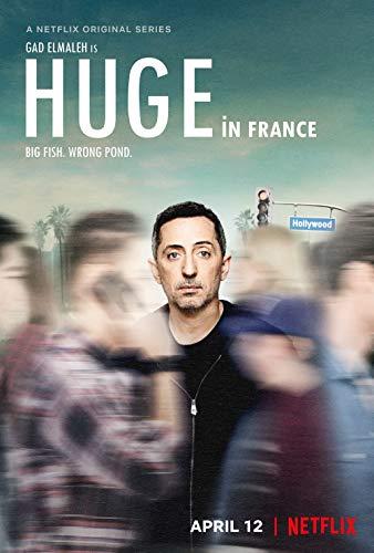 Lionbeen Huge In France Movie Poster Cartel de la Pelicula 70 X 45 cm