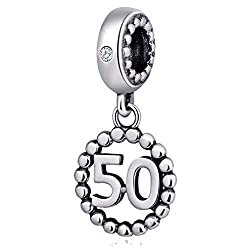 50th BIRTHDAY JEWELRY IDEAS for WIFE
