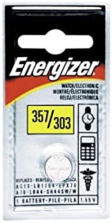 Eveready 357BP ENERGY WATCH/ CALCULATOR BATTERY by Energizer Batteries